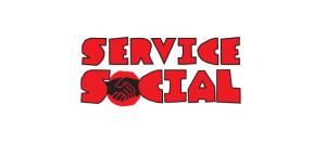 logo service social