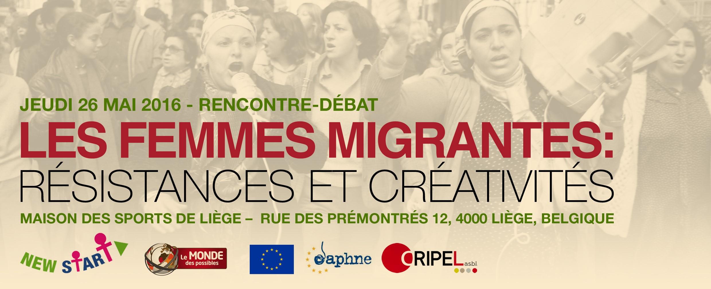 colloque femmes migrantes