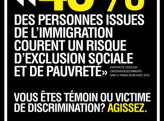 Le MRAX et Le Monde des Possibles ouvrent un point d'appui juridique à Liège