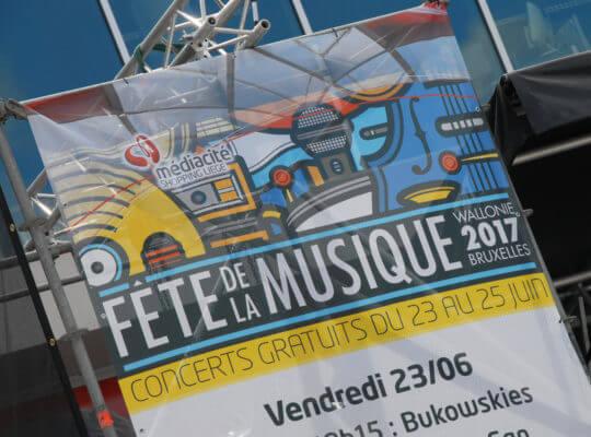 Fête de la Musique au Monde des Possibles!