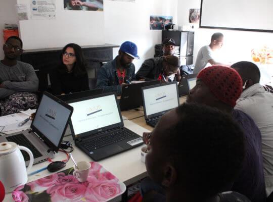 Sirius - Liège coding school